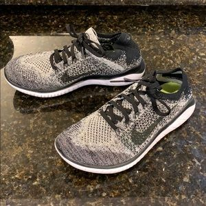 Nike Free Run Fly Knit Excellent Condition Size 7